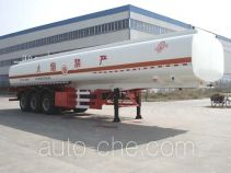 Jinwan LXQ9400GHY chemical liquid tank trailer
