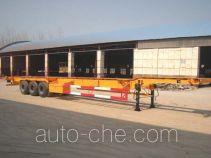 Jinwan LXQ9402TJZ container transport trailer