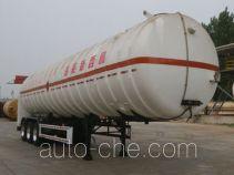 Luxi LXZ9400GDY cryogenic liquid tank semi-trailer