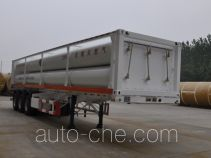 Luxi LXZ9400GGY high pressure gas long cylinders transport trailer