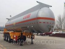 Luxi LXZ9400GYW oxidizing materials transport tank trailer