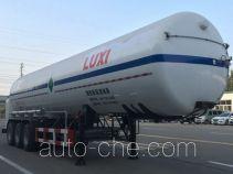 Luxi LXZ9402GDY cryogenic liquid tank semi-trailer