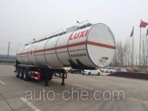 Luxi LXZ9403GRY flammable liquid tank trailer