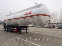 Luxi LXZ9404GRY flammable liquid tank trailer