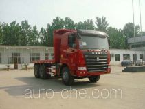 Jinyue LYD3250Z flatbed dump truck