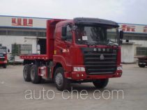 Jinyue LYD3251Z flatbed dump truck