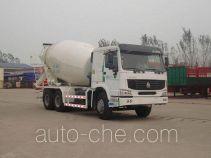 Jinyue LYD5251GJB concrete mixer truck