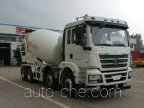 Jinyue LYD5310GJB concrete mixer truck