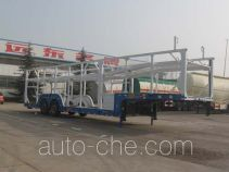 Jinyue LYD9201TCL vehicle transport trailer