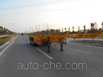 Jinyue LYD9370TJZ container transport trailer