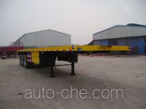 Jinyue LYD9380TJZP container carrier vehicle