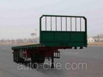 Jinyue flatbed trailer
