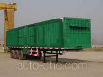 Jinyue LYD9400XXY box body van trailer