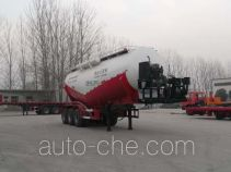 Jinyue LYD9401GFLZ medium density bulk powder transport trailer