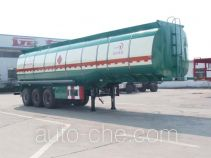 Jinyue LYD9401GRY flammable liquid tank trailer