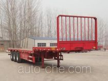 Jinyue LYD9401TPB flatbed trailer