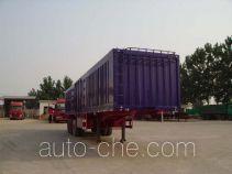 Jinyue LYD9401XXY box body van trailer