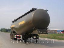 劲越牌LYD9402GFL型低密度粉粒物料运输半挂车