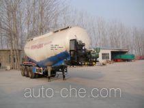 劲越牌LYD9403GFL型低密度粉粒物料运输半挂车