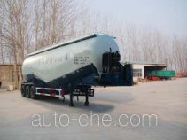 劲越牌LYD9404GFL型低密度粉粒物料运输半挂车