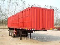 Jinyue LYD9407XXY box body van trailer