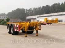 Liangfeng LYL9350TJZ container transport trailer