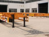 Liangfeng LYL9353TJZ container transport trailer