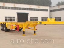 Liangfeng LYL9401TJZ container transport trailer