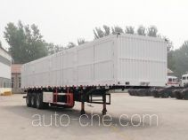 Liangfeng LYL9402XXY box body van trailer