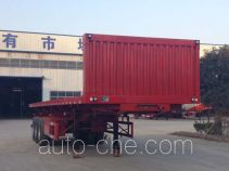 Liangfeng LYL9402ZZXP flatbed dump trailer