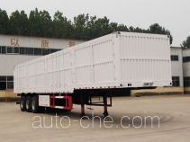 Liangfeng LYL9403XXY box body van trailer