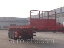 Liangfeng LYL9404ZZXP flatbed dump trailer