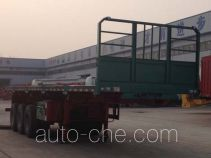 Liangfeng LYL9405ZZXP flatbed dump trailer