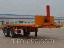 Ruitu LYT9350ZZXP flatbed dump trailer