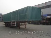 Ruitu LYT9400XXY box body van trailer