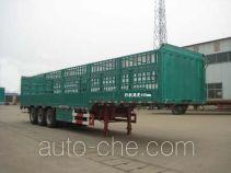 瑞图牌LYT9401CCY型仓栅式运输半挂车