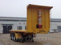 瑞图牌LYT9402ZZXP型平板自卸半挂车