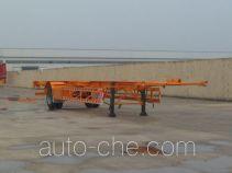 Juyun empty container transport trailer
