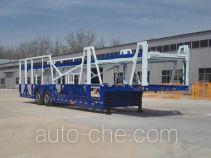 Juyun LYZ9201TCL vehicle transport trailer