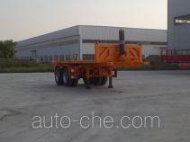 Juyun LYZ9350ZZXP flatbed dump trailer