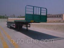 Juyun LYZ9400TPBE flatbed trailer