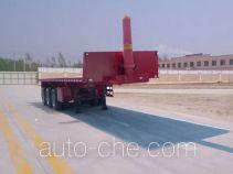Juyun LYZ9400ZZXP flatbed dump trailer