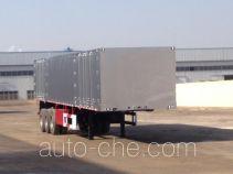 Juyun LYZ9401XXYL aluminium box van trailer