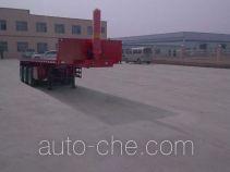 Juyun LYZ9401ZZXP flatbed dump trailer
