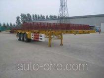 Juyun LYZ9402TJZ container transport trailer
