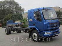 乘龙牌LZ1160M3ABT型载货汽车底盘