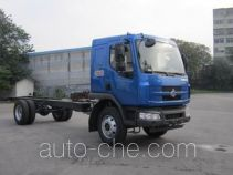 乘龙牌LZ1161M3ABT型载货汽车底盘