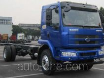 Chenglong LZ5160XXYM3AB1T van truck chassis