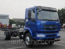 乘龙牌LZ1166M3ABT型载货汽车底盘