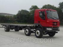 乘龙牌LZ1250M3CBT型载货汽车底盘